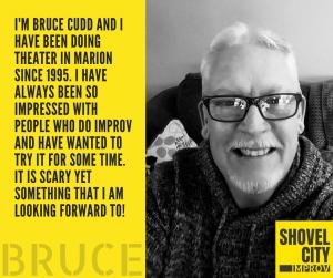 Shovel City Bio - Bruce Cudd