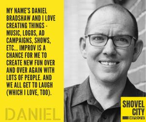 Shovel City Bio - Daniel Bradshaw