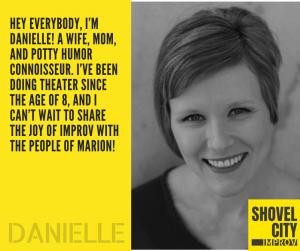 Shovel City Bio - Danielle Knight
