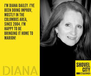 Shovel City Bio - Diana Dailey