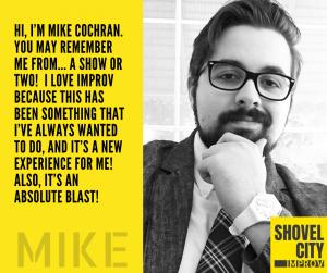 Shovel City Bio - Mike Cochran